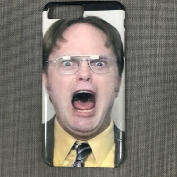 Other - The Office: Dwight Shrute Phone Cover